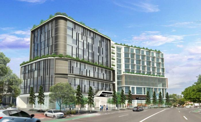 Annerley Road Hospital Development