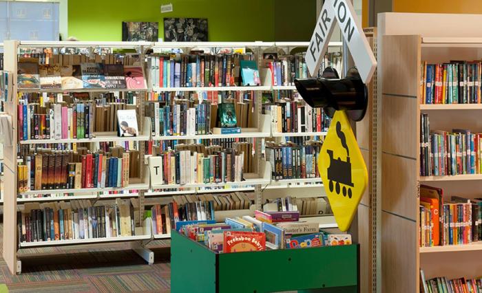 Fairfield Library